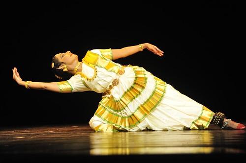 Neena Prasad, Mohiniayattam @ Nritya Bharati Festival 2012, Kamani Audi, New Delhi