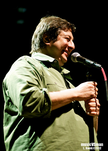 Eugene Mirman @ The Pageant