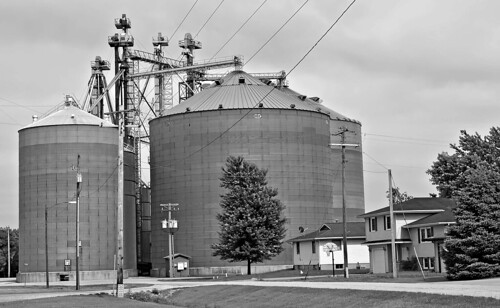 Congerville Grain Storage