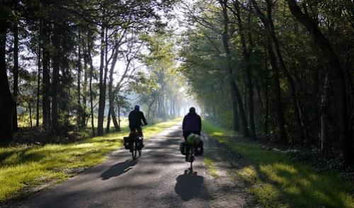 Beautiful Sunday Cycling
