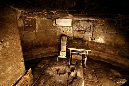 Cárcere Mamertino