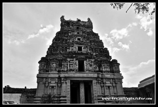 Hampi: Malyavanta Raghunath