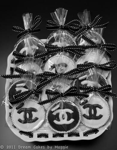 Chanel Cookies