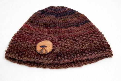 Brown Egg Hat