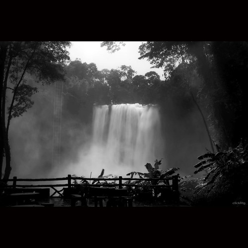 Waterfall Dambri, Bao Loc, Vietnam [ EXPLORED ]