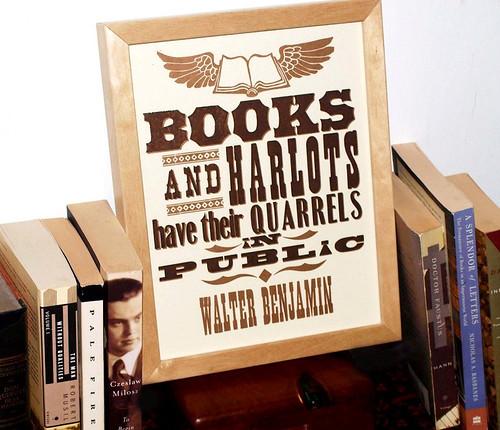books harlots