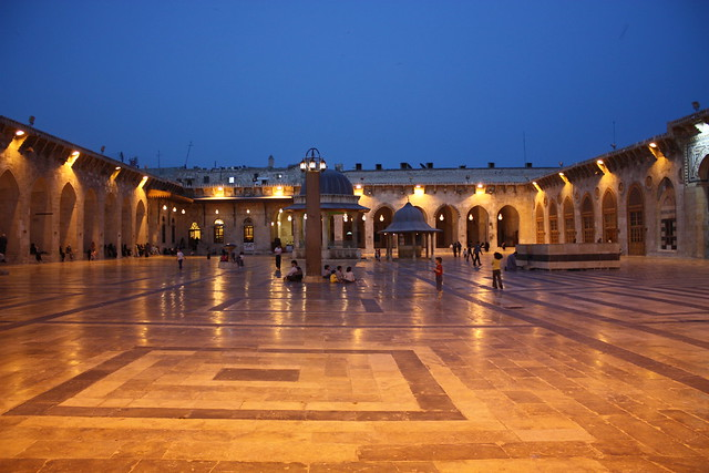 Aleppo, Umayyad Mosque