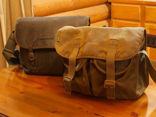 Barbour® Tarras Bags