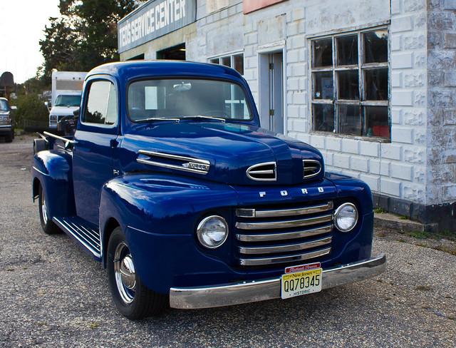 1948-1950 Ford F-1 Pickup Truck