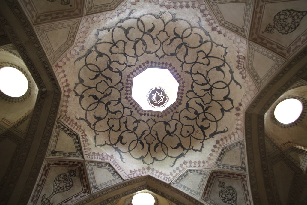 Bath Ceiling in Arg of Karim Khan