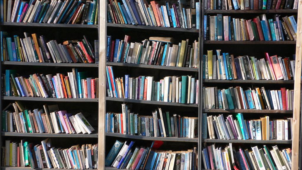 Hay-on-Wye Books!