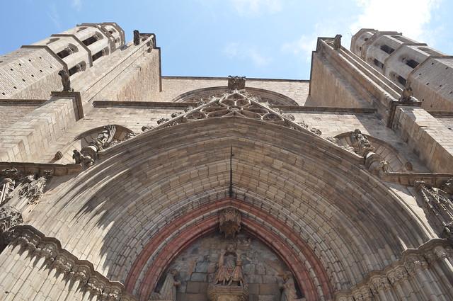 2011.07.25.199 - BARCELONA - Plaza de Santa María - Basílica de Santa María del Mar