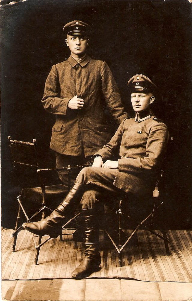 German soldiers - ww1 1185