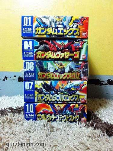 Gundam X undone 1