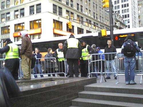 #ows barricades