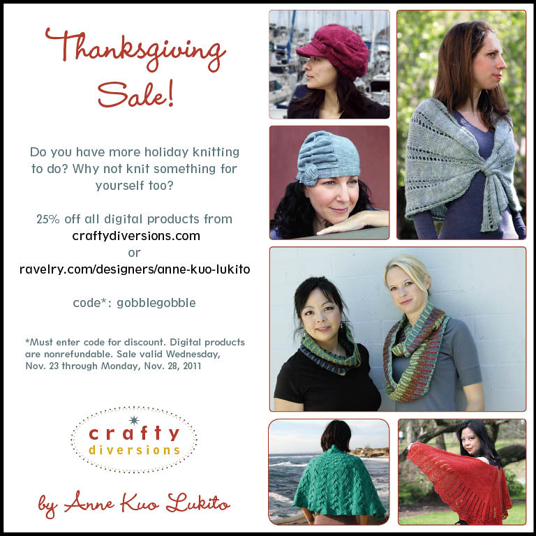 ThanksgivingSale2011 Ad