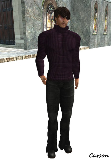 !Funk Menstuff Hunt Pants and Sweater, VyC - Loser Skin