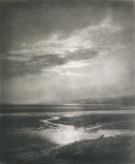 An Der Mündung, 1898, by William Jepson Warren