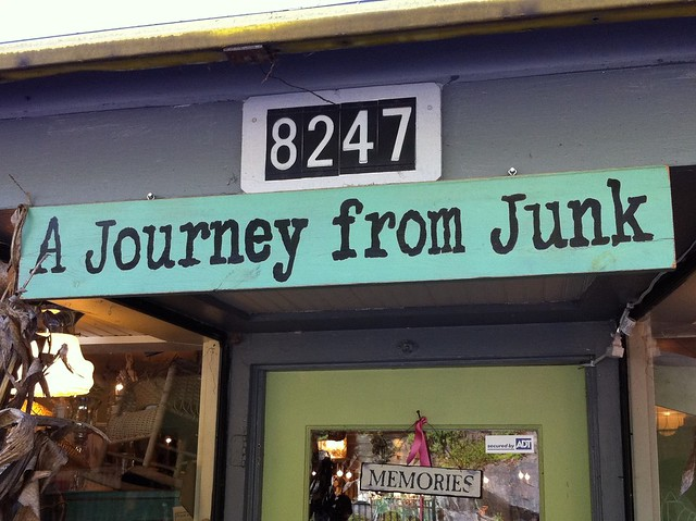 journey from junk