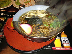 Tokoro Sushi - Hot Soba
