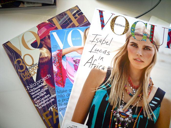 Vogue pretty covers