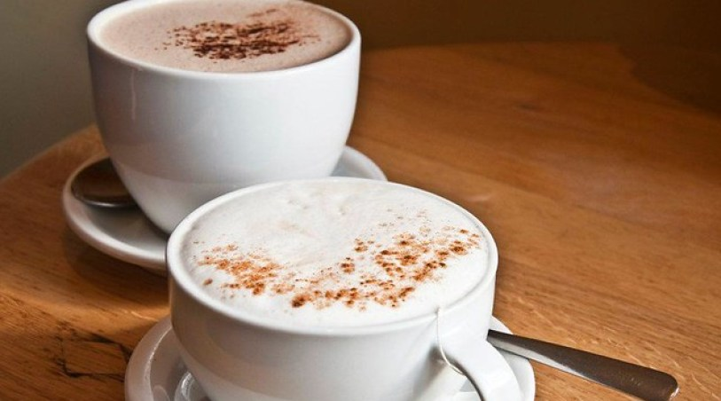 Hot Chocolate & London Fog