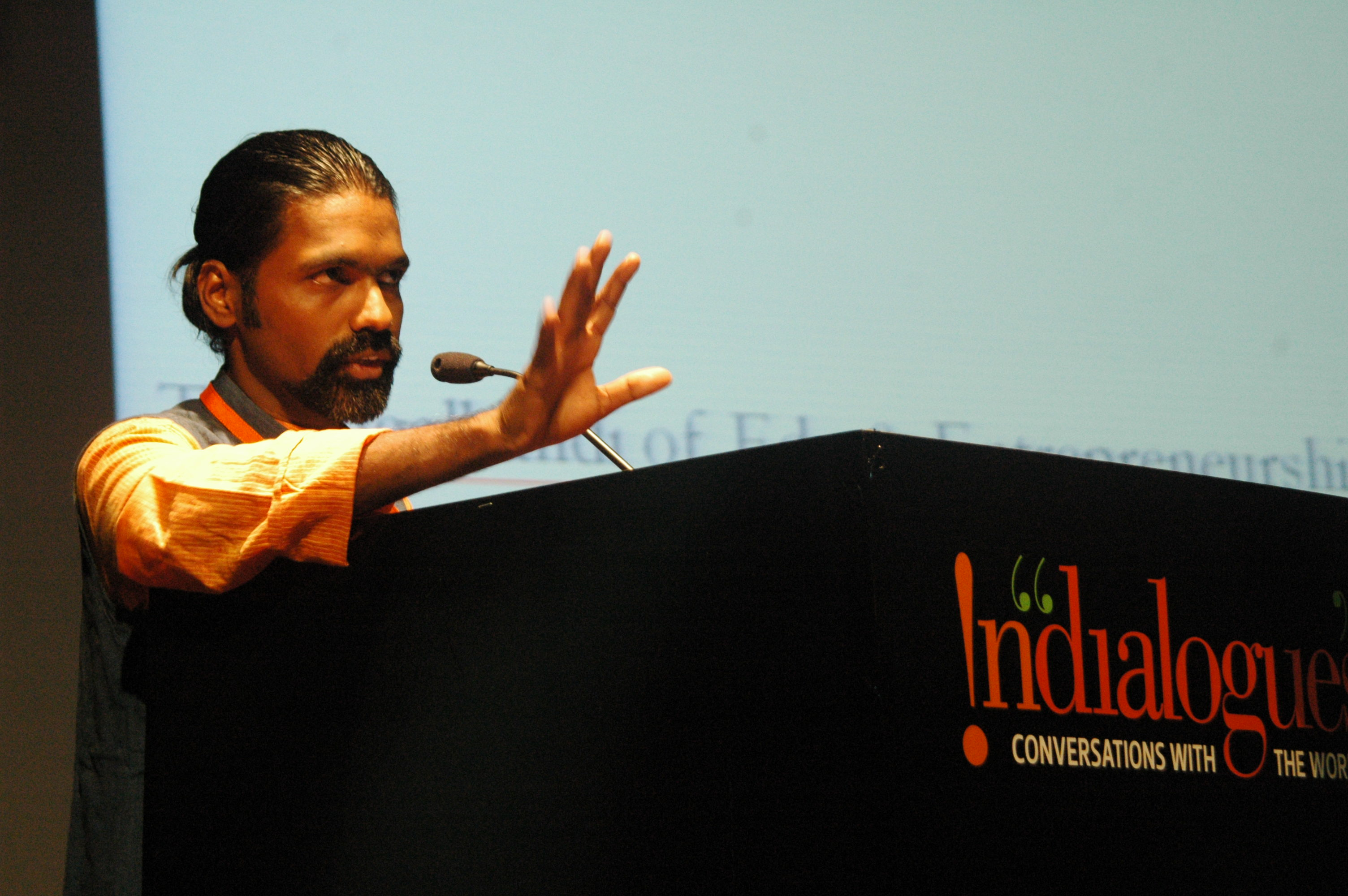 Satya, founder, CL Educate at Indialogues
