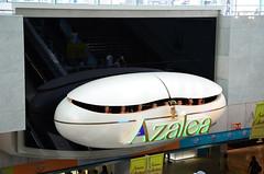 Azalea Space Capsule Closing