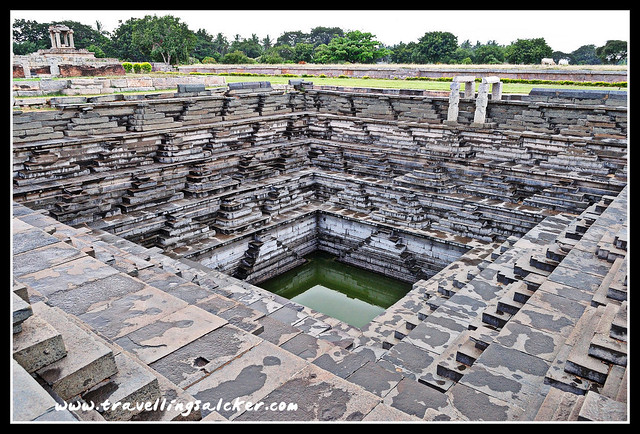 Hampi: Stepped Tank