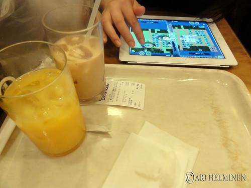 Shopping day at Chiba