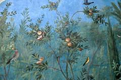 Detail, Garden Frescos, Villa Livia, photographer unknown