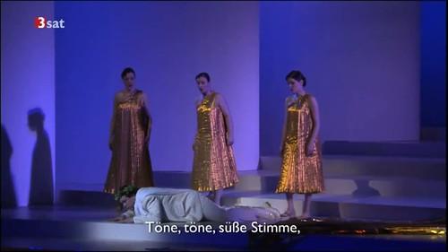 Richard Strauss. Ariadne auf Naxos with  Renee Fleming Salzburg Festival 2011 25