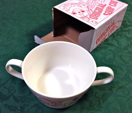 チョッパー スープカップ:箱から出したとこ
