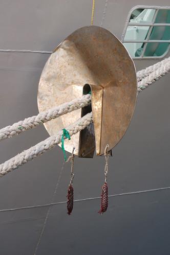 Wakatake Maru rat guard