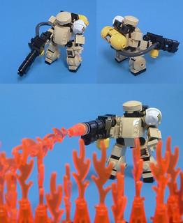 Chub Flame Unit