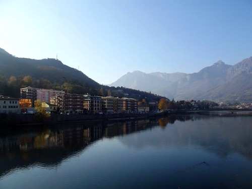 Hello from Lombardy. Lecco. Day19.