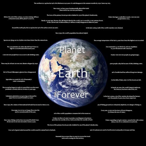 Planet Earth Forever