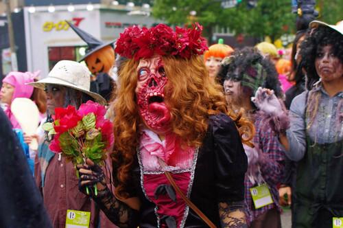 KAWASAKI HALLOWEEN 2011 Parade IMGP8430