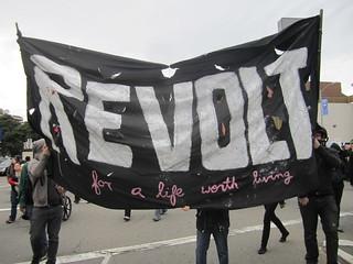 Nov 19 March & Re-Occupy Oakland 038