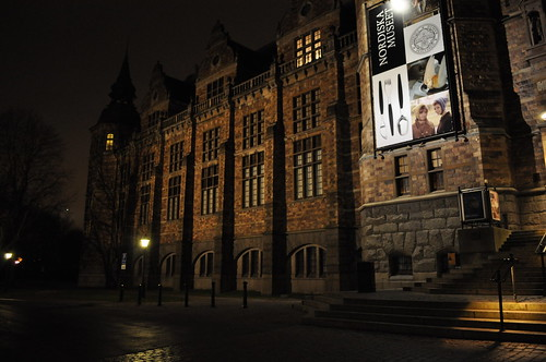 2011.11.09.306 - STOCKHOLM - Djurgården - Nordiska museet
