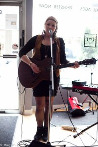 Steph MacPherson @ The Toronto Institute For The Enjoyment Music