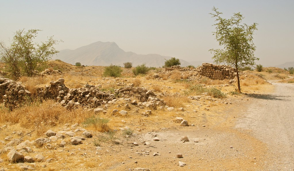 Ruins at Bishapur
