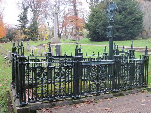 Elizabeth Caroline Brown Grave, Ormesby