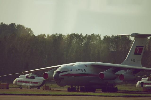 Koryo Airlines North Korea