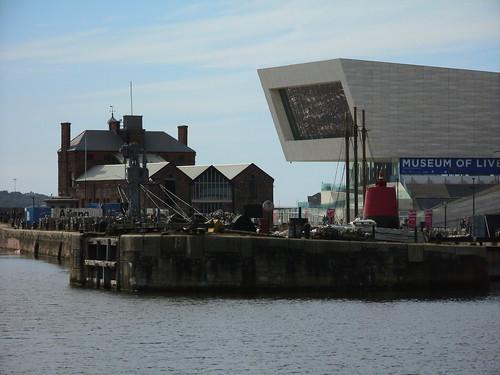 Across the Dock