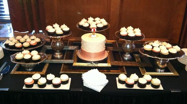 Wedding Cupcake Display. YestBuy 4 Tier Maypole Square