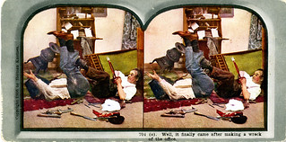 Herman Knutzen stereoview card, 1906, part 5 of 6