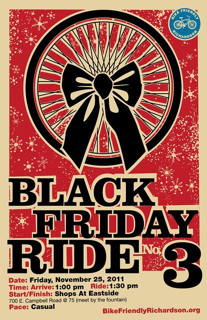 Black Friday Ride #3
