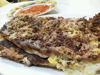 Just spotted murtabak singapura on @Foodspotting