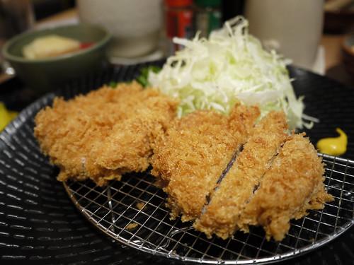 Hire Tonkatsu Set at Yabu - 2